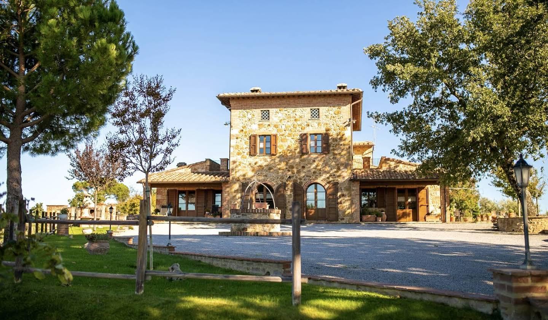 Maison avec terrasse Montepulciano