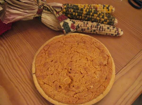 Sweet Potato Pie With Coconut Recipe