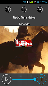 Rádio Terra Nativa screenshot 1