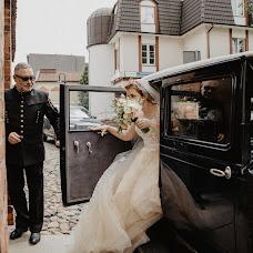 Wedding photographer Żaneta Bochnak (zanetabochnak). Photo of 09.08.2018