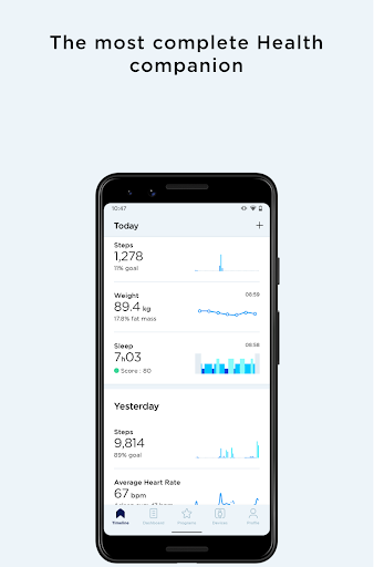 Image of Health Mate - Total Health Tracking 4.6.1 1