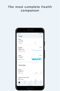 App Health Mate - Total Health Tracking APK for Windows Phone
