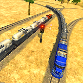 Oil Train Simulator - Free Train Driver