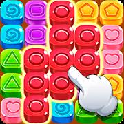 Toy Pastry Blast: Cube Pop Puzzle