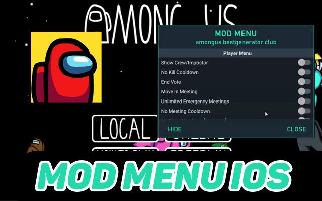 Among Us Mod Menu Ios Neokombefffcemmpjlggakbfhlcmkffc Extpose