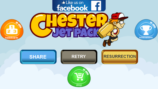 玩免費街機APP|下載Chester Jetpack app不用錢|硬是要APP