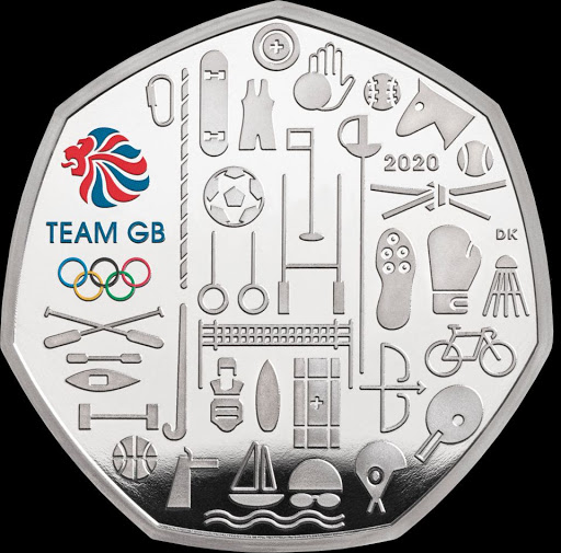 Royal Mint launches Team GB Tokyo Olympics 50p coin – and it could be worth up to £100