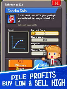 Tap Tap Trillionaire MOD (Free Shopping) 9