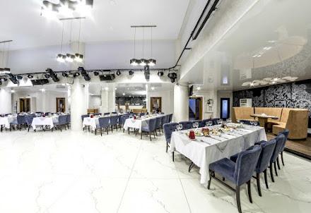 Банкетный зал «Европейский»  при отеле New Star для корпоратива
