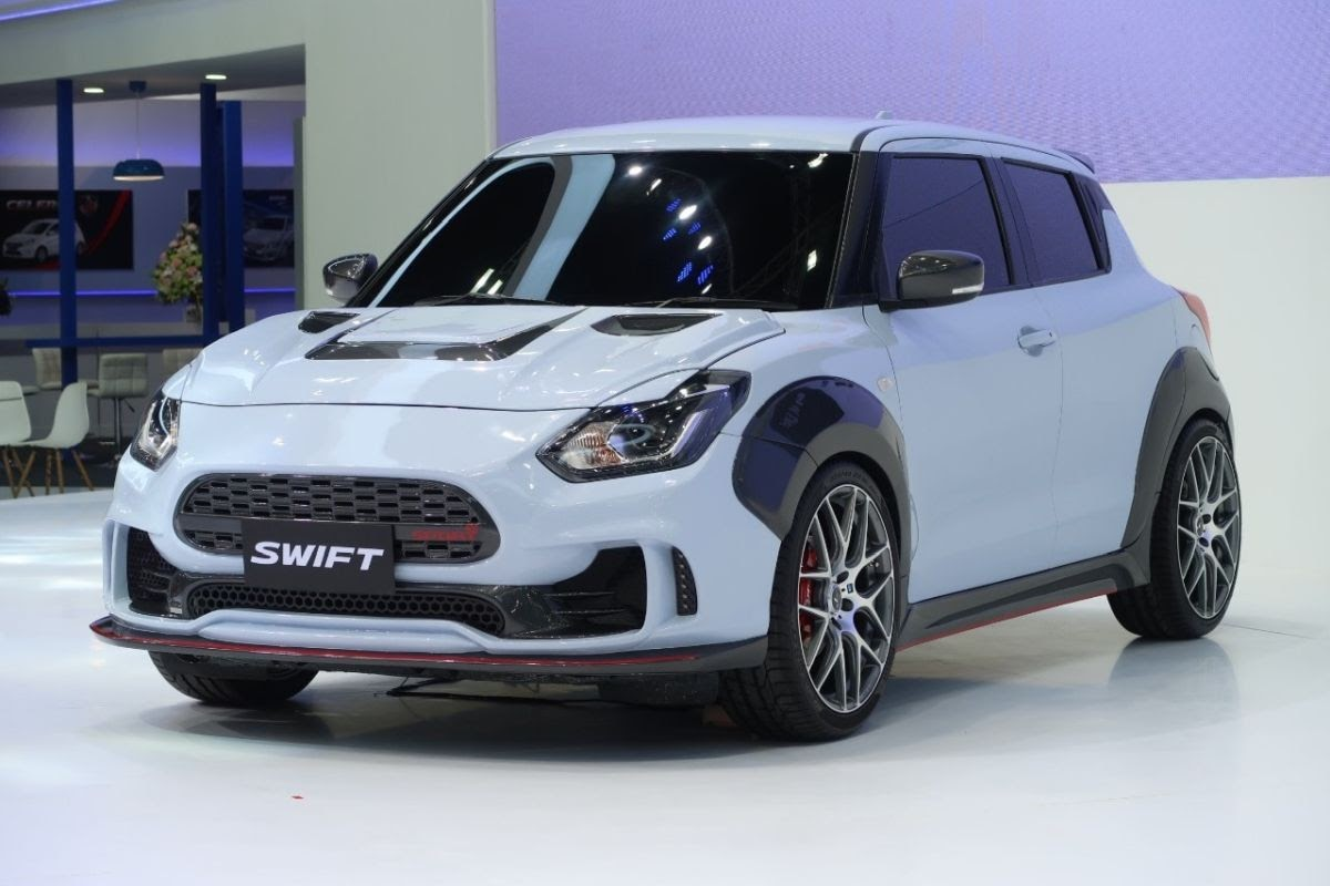 Swift Extreme Concept