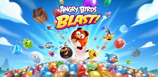 Angry Birds Blast Mod Apk 1.9.9