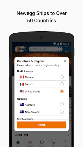 Newegg Mobile 5.14.0 Screenshots 7