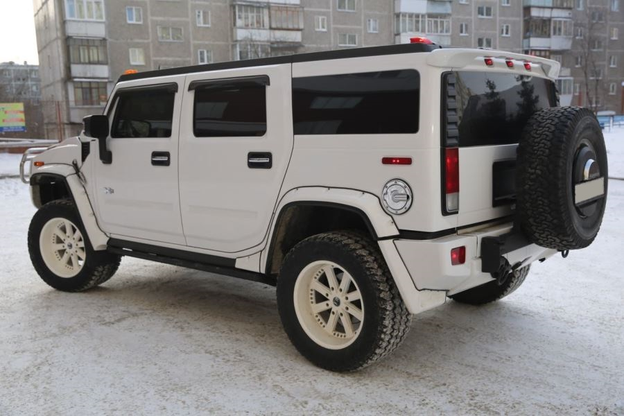 Hummer H2  в Екатеринбурге