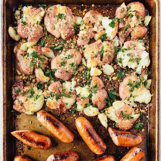 Chicken Sausage Potatoes Recipes.