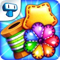 Fluffy Shuffle - Match-3 Game icon