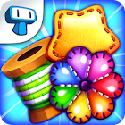 Fluffy Shuffle - Cute Match-3 Puzzle Adventure icon