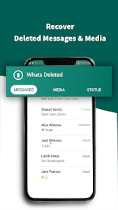 Whats Deleted - Recover WA Deleted Messages 1.1.0