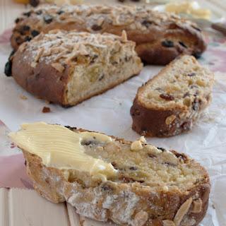 Paasstol – Dutch Easter bread