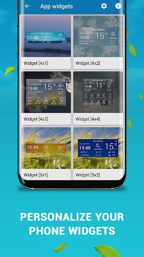 توقعات الطقس 2019 screenshot 9