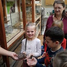 2019-10-02 Akce školní družiny - Mezinárodní den zvířat