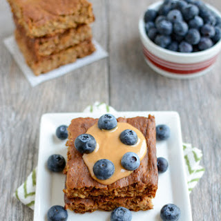 Gluten-Free Pumpkin Yogurt Bars