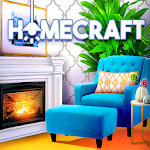 Homecraft - Home Design Game 1.3.11 (Mod Money)