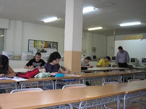 Photo: Aula Edificació i Obra Civil