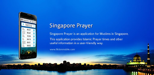 Singapore Prayer - Apps on Google Play