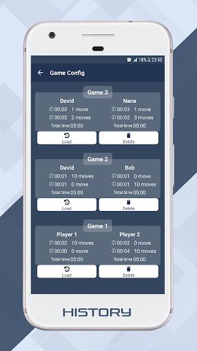 Chess Clock - Chess Timer screenshots 2
