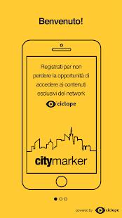 City Marker - náhled