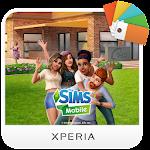 XPERIA™ The Sims Mobile Theme 1.0.0