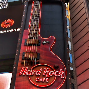 Hard Rock by Cindy Taverne - Products & Objects Signs (  )