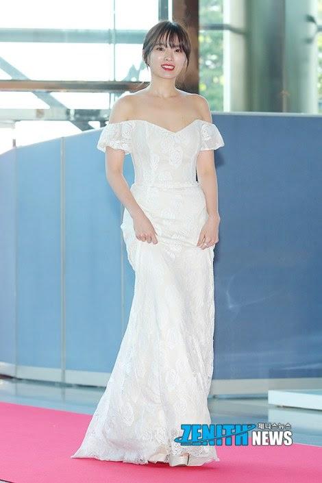 백상예술대상 천우희 드레스