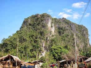 Photo: Starting village for our trek