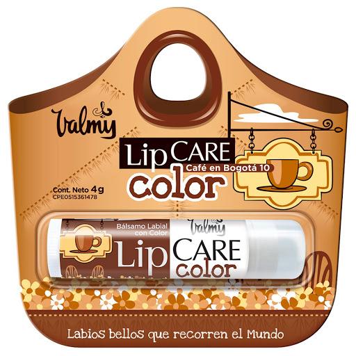 Labial Valmy Lip Care Color  N10 Cafe En Bogota
