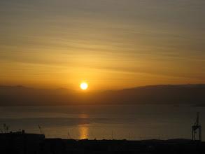Photo: Wellington sunrise, 7:54am 13 Jun 2011