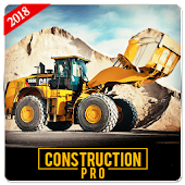 Construction Simulator Pro Android APK Download Free By Extreme Simulation Games Studio
