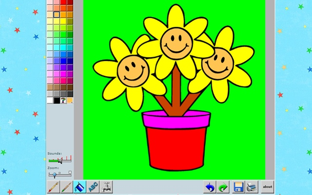 coloring pages chrome web store