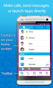 PChome Talk UI for Skype- screenshot thumbnail