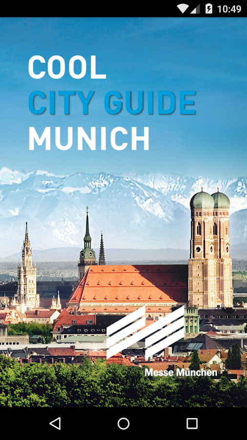 Messe München - Munich Guide- screenshot