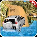 Off road Land Cruiser Jeep:Prado Driving 2021 icon