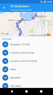 donosti Bus- screenshot thumbnail