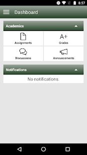 BCC Mobile App - náhled