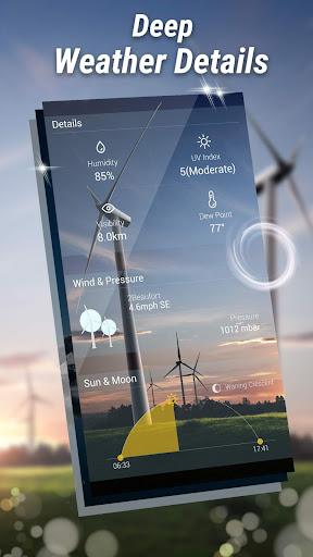Weather Forecast - Weather Radar & Weather Live 1.4.7 screenshots 4