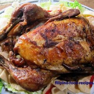 Oriental Chicken.