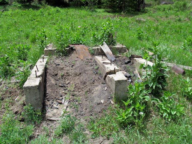 Sawmill foundation