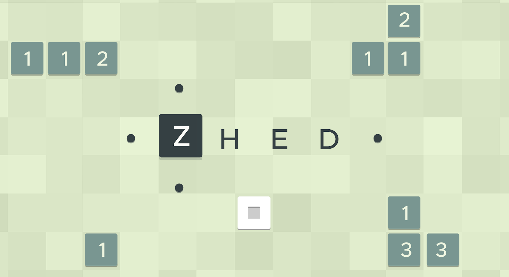 ZHED - Puzzle Game- screenshot