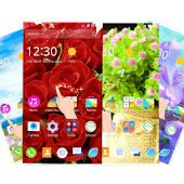 Flowers Nature Live Wallpaper