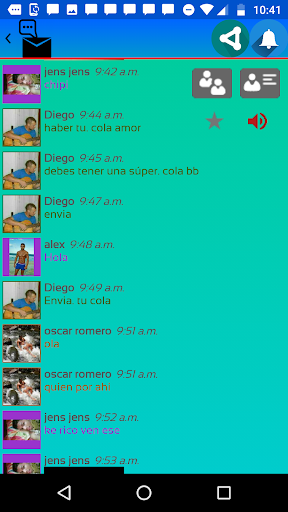 Chat de Gay Citas Gay 7.4 screenshots 1