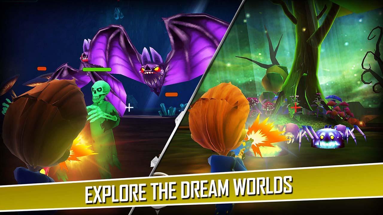 Spooky Realm Pro: captura de tela